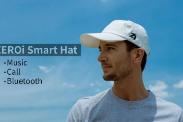 ZEROi: Smart Hat with Bone Conduction Tech