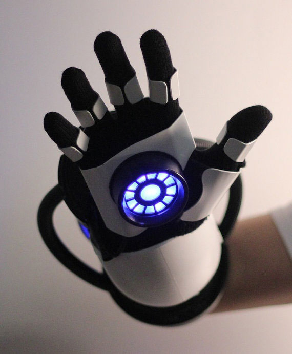 Handmade Portal Gun Armor Cool Wearable