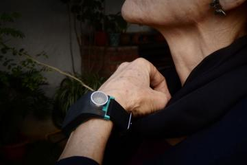 Sunu Band: Smartwatch with Sonar & Haptic Feedback for the Blind