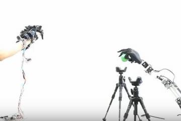 EXOS Haptic VR Exoskeleton
