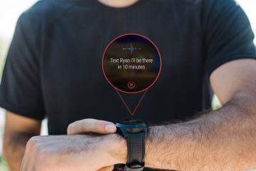 Arrow Smartwatch with a 360° Rotating Camera