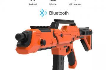 PPGun Bluetooth VR Gun for HTC Vive & Smartphones