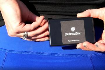 Defend Six Safety Wearable for Women