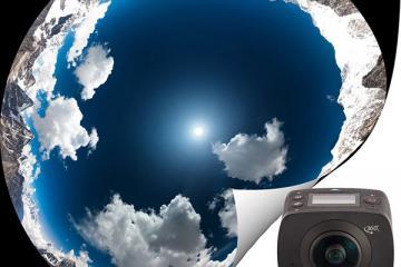 GoXtreme 360 Degree VR Camera