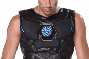 VR Forced Feedback Vest