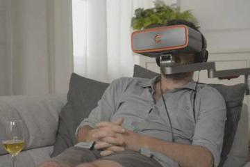 Cinera Personal Theater Headset