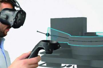 vSpline 3D Modeling for VR