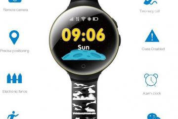 LEMFO Kids Smartwatch