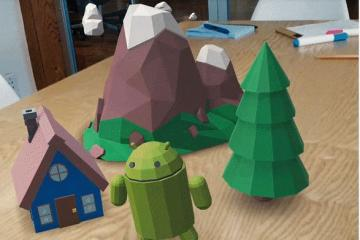 ARCore: Augmented Reality Kit for Android