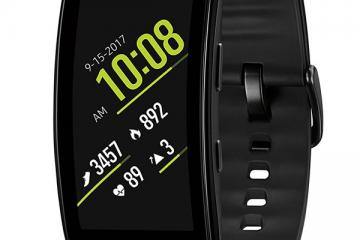 Samsung Gear Fit2 Pro Fitness Band