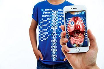 Virtuali-Tee Augmented Reality Shirt