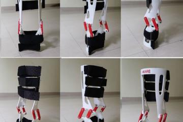 4KARE: DIY Knee Joint Exoskeleton
