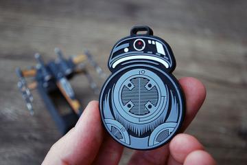 Plox Star Wars BB-9E Bluetooth Item Finder