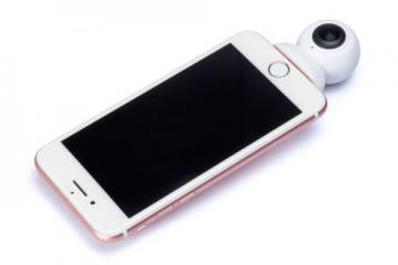 VPai Slide 360-Degree Video Camera for iPhone