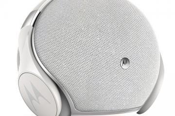 Motorola Sphere+ 2-in-1 Bluetooth Speaker + Headphones