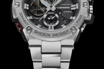 G-SHOCK Bluetooth G-STEEL Watch