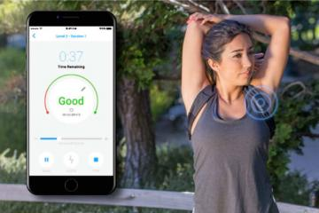 BACKBONE: Smart Connected Posture Corrector