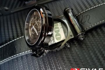 "SWAE ""STASH"" Watch with Hidden Storage"