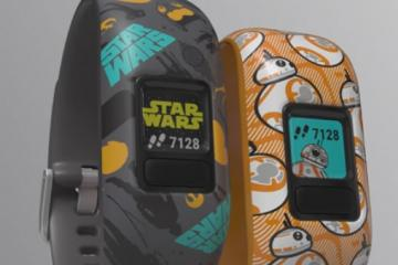 Garmin vivofit jr. 2 Star Wars Fitness Tracker for Kids