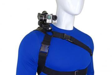 STUNTMAN 360 GoPro Harness