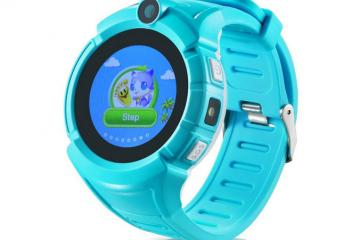 SinoPro Children Watch with GPS/GSM/WiFi & Camera