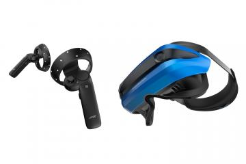 Acer Windows Mixed Reality Headset Coming on October 17