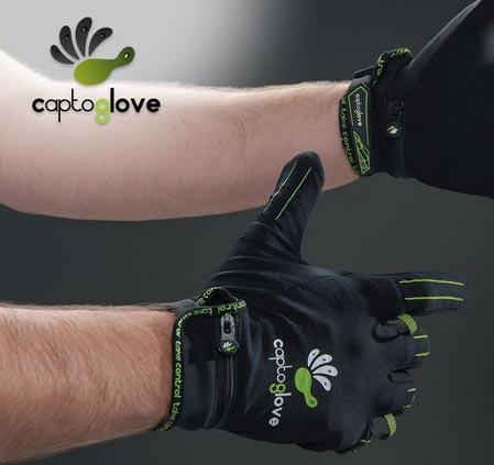 Captoglove Smart Gloves For Vr Cool Wearable