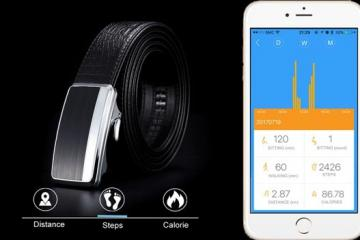 INIE Belt: Smart Health Monitoring Belt