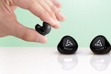 VIE FIT Soft Custom-fit Wireless Earphones