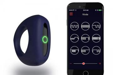 OHYE Smart Vibrator Ring for Men