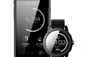PowerWatch: Body Heat Powered Watch
