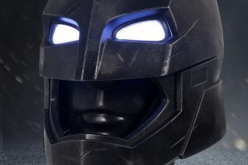 BRETOYS Lifesize Batman Armored Helmet