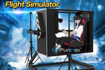Zhuoyuan 720 Degree Flight VR Simulator