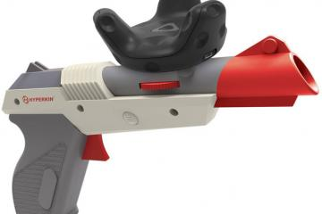 Hyper Blaster for HTC Vive Gaming