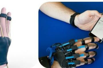 Talking Hands: Wearable Translates Sign Language To Voice