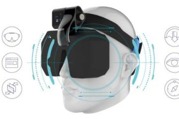 Maoi Smart HUD for Divers