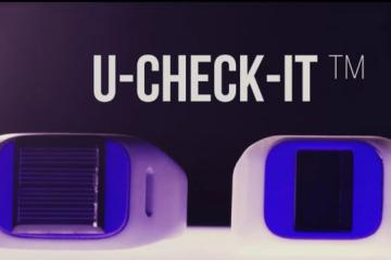 U-Check-It Monitors Your Cortisol In Real Time