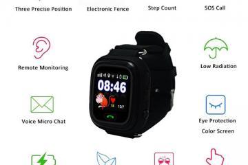 9Tong Kids GPS Watch
