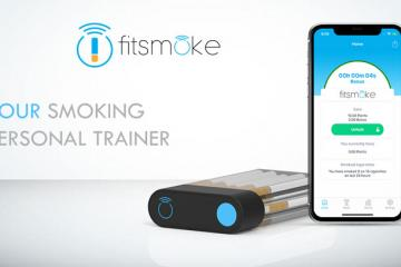 FitSmoke Smart Cigarette Pack