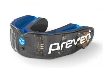 Prevent Biometrics Impact Monitoring Mouthguard
