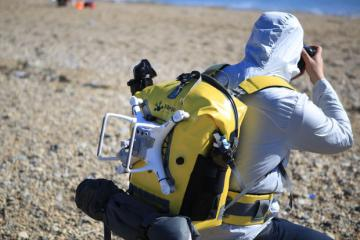 Inrigo Waterproof Camera & Drone Backpack