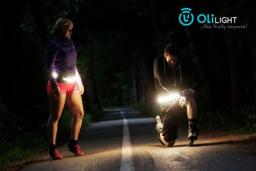 OliLight: Wearable Hiking Light with SOS