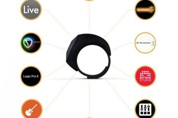 Wave Gesture Music Controller