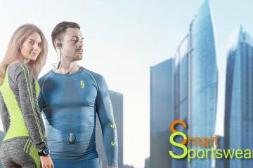 Smart Sportswear with Electrodes Stimulates Your Muscles