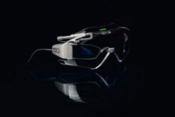 Univet 5.0 Safety Glasses with AR