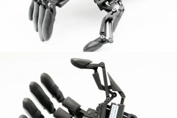 Youbionic 3D Printed Prosthetic Hand with Arduino Control