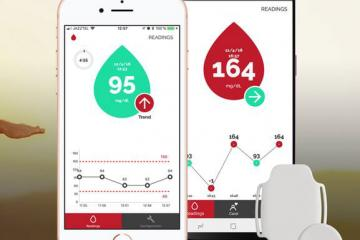 GlucoSentry: Smart Sensor for Diabetics