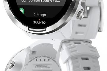 Suunto 9 Smartwatch Supports Over 80 Sports