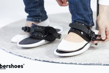 Cybershoes for VR Gaming, Fitness