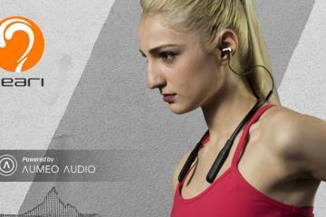 Heari Audio Neckband Headphones